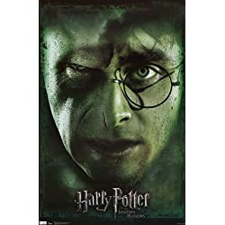 Save over 40% on Harry Potter and the Deathly Hallows Movie Poster