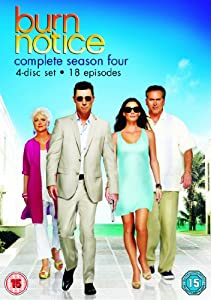 Burn Notice - Season 4 [DVD] [NTSC]