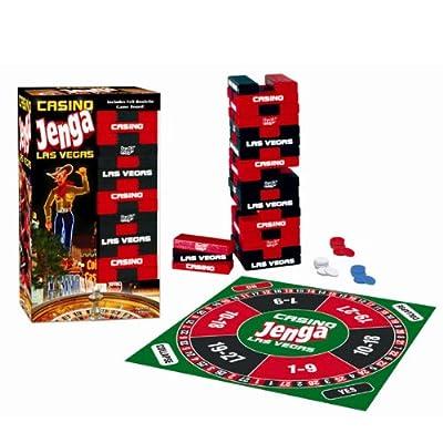 Las Vegas Casino Jenga Game