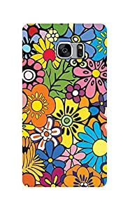 ZAPCASE Printed Back Case for SAMSUNG GALAXY S7