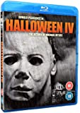 Halloween 4: The Return Of Michael Myers Blu-ray [Reino Unido] [Blu-ray]