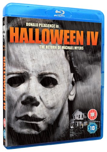 Halloween 4: The Return Of Michael Myers Blu-ray [Edizione: Regno Unito]