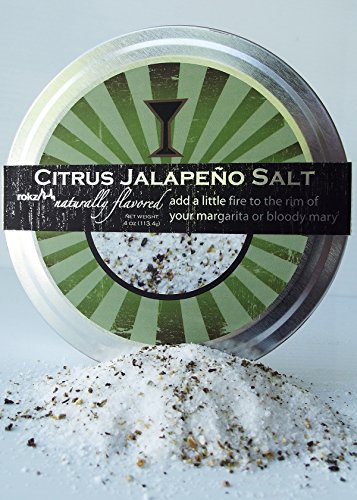 rokz Citrus Jalapeno Margarita Salt (Margarita Mix Kosher compare prices)