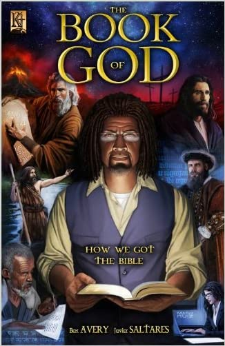 The Book of God written by Ben Avery