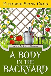 A Body In The Backyard by Elizabeth Spann Craig ebook deal