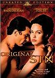 Original Sin: Unrated Edition (Widescreen) (Bilingual)