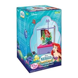 Tetra 29135 little mermaid aquarium cube 1 5 gallons for Mermaid fish tank