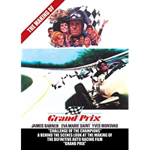 The Making Of Grand Prix [1966] (NTSC) [DVD]