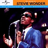 Stevie Wonder Album - Universal Masters Collection (Front side)