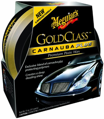 Meguiars Gold Class Paste Wax Car Wax 311 g
