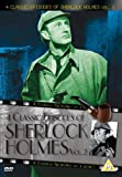 Sherlock Holmes - 4 Classic Episodes - Vol. 2 - The Case Of Harry Crocker / The Case Of The Unlucky Gambler / The Case Of The Jolly Hangman [DVD]