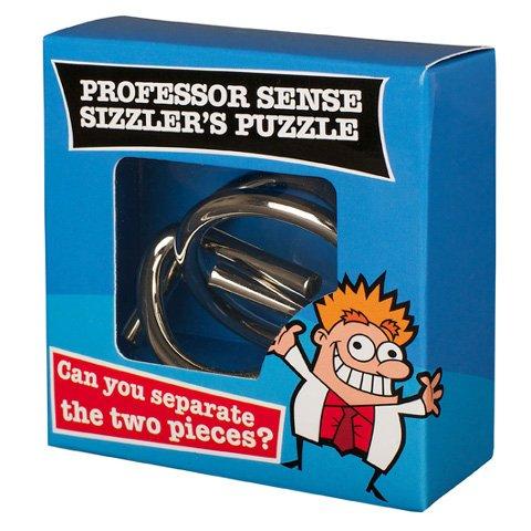 Professor Puzzle Professor Sense Sizzler's Puzzle - 1
