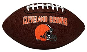 K2 Cleveland Browns Game Time Full Size Football at Sears.com