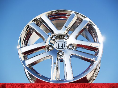 Honda Accord: Set of 4 genuine factory 17inch