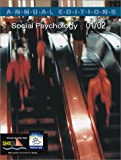 Annual Editions: Social Psychology 01/02