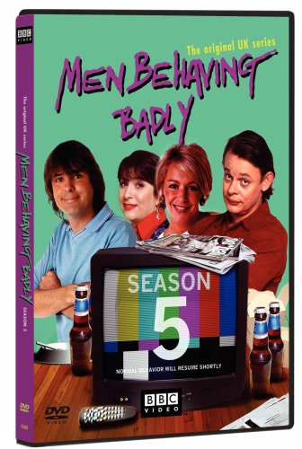 Men Behaving Badly: Complete Series 5 [DVD] [1992]