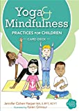 img - for Yoga and Mindfulness Practices for Children Card Deck book / textbook / text book