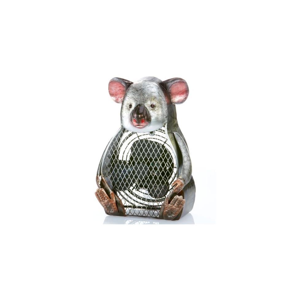 Deco Breeze Koala Bear Figurine Fan