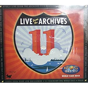 Shane Nicholson - KFOG's Live From The Archives, Vol. 11 [Disc 1]