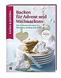 Buch Backen für Advent und Weihnachten