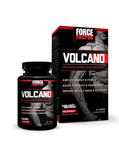 Force-Factor-Volcano-Con-Cret-Reinforced-Nitric-Oxide-Booster-120-Count