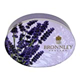 Lavender by Bronnley Tinned Soap 100g
