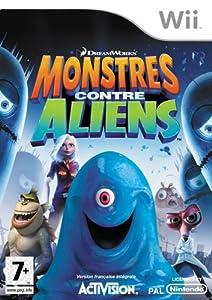Dreamworks Monsters contre Aliens