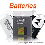 SoAxess Batterie compatible NOKIA N85 N86 type BL5K