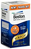 Boston Simplus Multi Action Contact Lens Solution, Travel Kit By Bausch and Lomb - 1 Oz