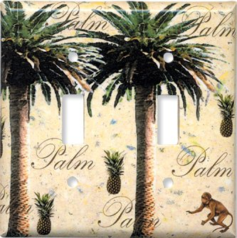 Palm-Tree-Switch-Plate