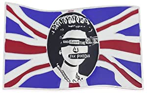 Sex Pistols God Save The Queen Metal Belt Buckle
