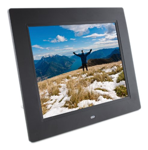 KitVision 10 inch Digital Photo Frame - Black