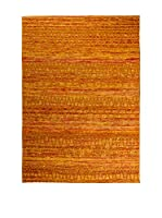 RugSense Alfombra Saari Silk (Mostaza)