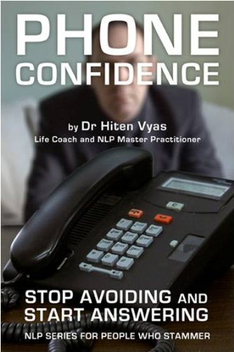 Hiten Vyas - Phone Confidence - Stop Avoiding and Start Answering
