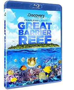 Fearless Planet: Great Barrier Reef [Blu-ray]