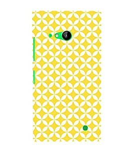 Baby Yellow Clothes 3D Hard Polycarbonate Designer Back Case Cover for Nokia Lumia 730 :: Microsoft Lumia 730 :: Microsoft Lumia 735