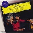 Brahms : concerto pour piano n�2 - Grieg : concerto pour piano