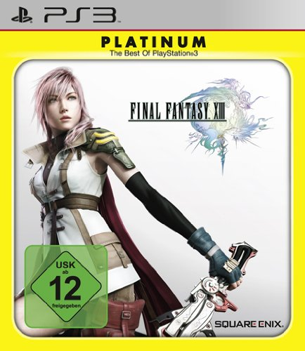 FINAL FANTASY XIII - PLATINUM [IMPORT ALLEMAND] [JEU PS3]