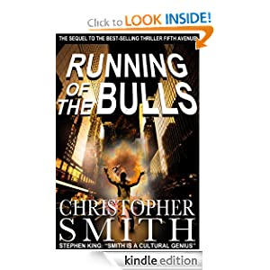 Running of the Bulls (Book Two in the Fifth Avenue Series)