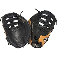Buy Louisville Slugger 13-Inch FG M2 Softball First Baseman's Mitts by Louisville Slugger