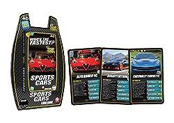 Top Trumps Deluxe Sports Cars, Multi Color