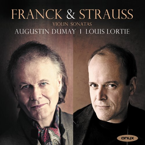 Buy Franck & Strauss: Violin Sonatas From amazon