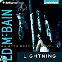 Lightning: An 87th Precinct Novel Audiobook by Ed McBain Narrated by Dick Hill