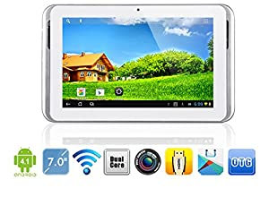"Sanei N78 Quad Core 7"" external 3G 8GB Android 4.0 Tablet PC"
