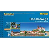 Elbe-Radweg: Teil 1: Von Prag nach Magdeburg. 1:75.000, 500 km Routenbeschreibung in beide Richtungen (Bikeline Radtourenbücher)