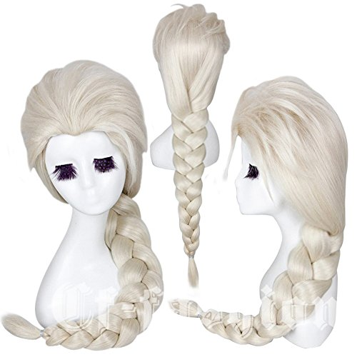 Cosplay Halloween Wig for Teens - Elsa style