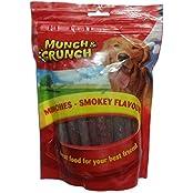 Super Dog Munch And Crunch Smokey Sticks (Pack Of 2)