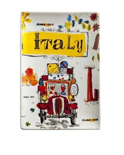 Rosanna Voyage Italy Car Tray, Multi