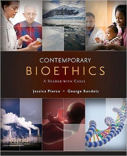 BIOETHICS AND HUMANITIES - University of Washington