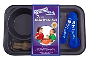 ENTENMANNS BAKEWARE Kids Bake Set, 7-Piece by Entenmann's Bakeware